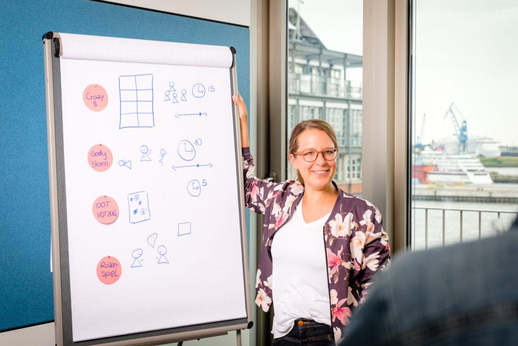 Design Thinking Vorträge und Trainings